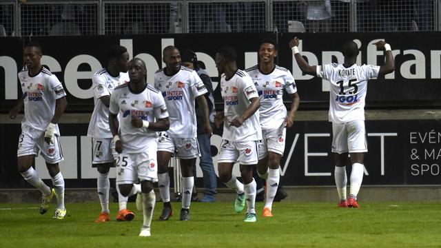 Amiens - Angers à son tour reporté