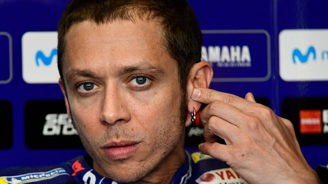 """Drohender Abschied vom Sachsenring: Rossi findet es """"schade"""""""