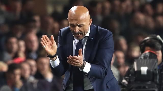 Udinese-Inter, Spalletti: