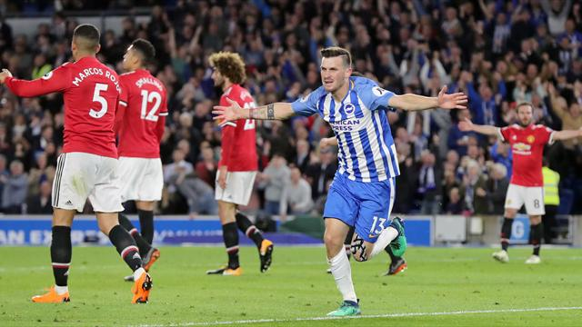 Manchester United Set An Unwanted Record By Losing To Brighton