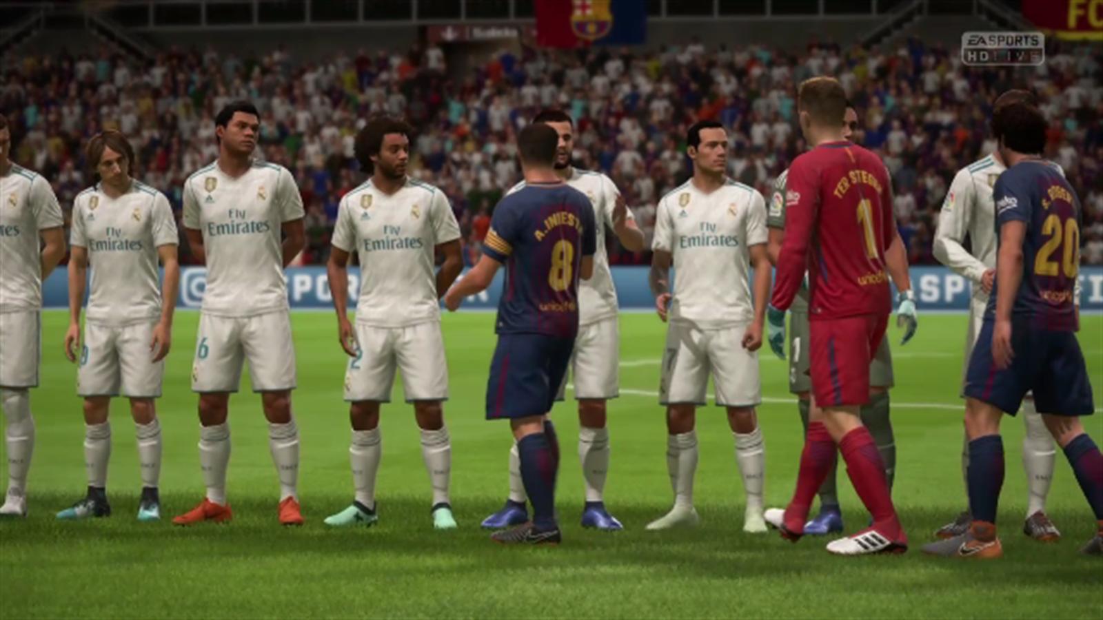 06dc9ac9c0271 En directo   LIVE FC Barcelona - Real Madrid - La Liga - 6 mayo 2018 -  Eurosport Espana