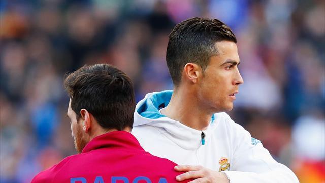 Le «régal» Messi, Ronaldo «théâtral» : un ancien arbitre décrypte les deux phénomènes