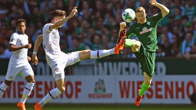 """Leverkusen bangt um Champions League: """"Jetzt zählt nur gewinnen"""""""
