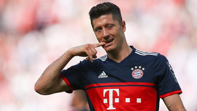 Bayern siegt in Köln, Lewandowski beendet Tor-Krise