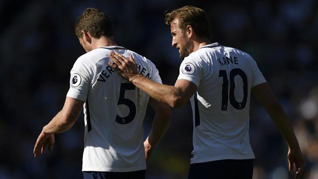 Tottenham replonge et laisse un espoir à Chelsea