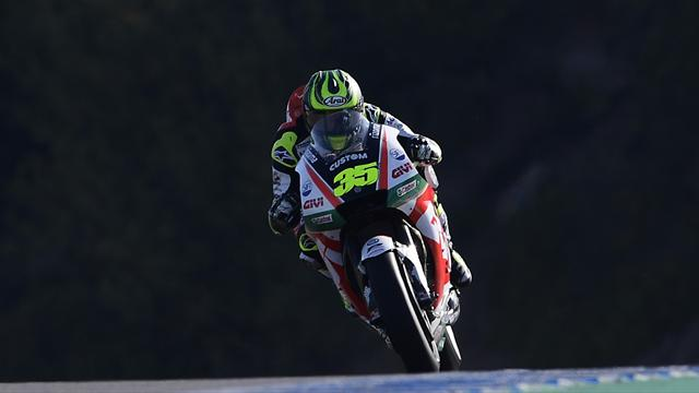 Crutchlow could miss race after crash