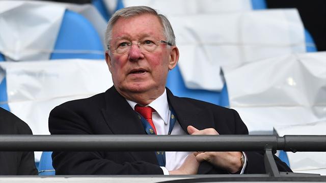 Victime d'une hémorragie cérébrale, Sir Alex Ferguson a été opéré