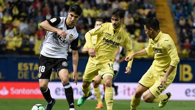 Villarreal fonce vers l'Europe