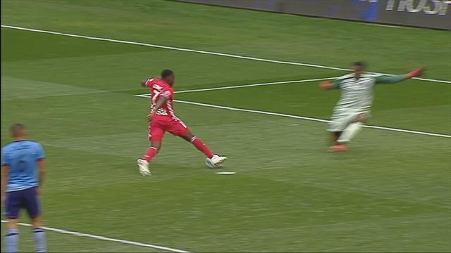 4-0 ! Dans le derby de New York, le City FC a été noyé dans le Red Bull