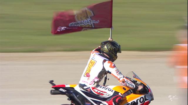 De Spaanse dominantie in de MotoGP