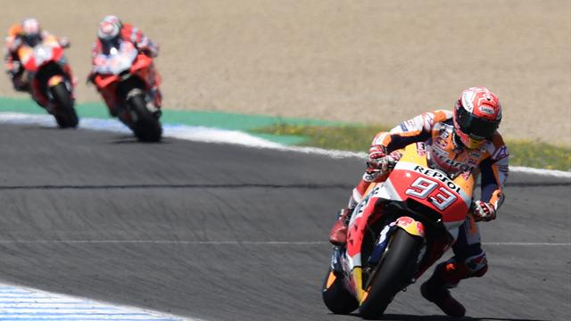 Horarios del Gran Premio de Francia de MotoGP 2018 en Le Mans