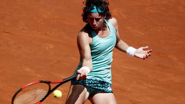Masters Roma 2019: Carla Suárez avanza ante Yastremska; Bautista pierde frente a Khachanov