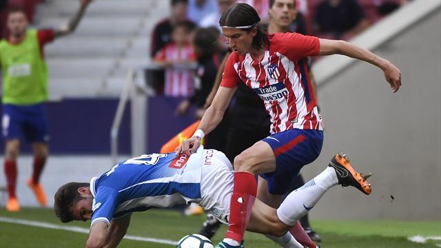 PSG'de yeni hedef Filipe Luis