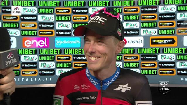 Giro de Italia 2018: Rohan Dennis sale líder de Israel, ¿cuánto aguantará la maglia rosa?