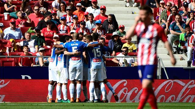 L'Atlético confirme son coup de mou