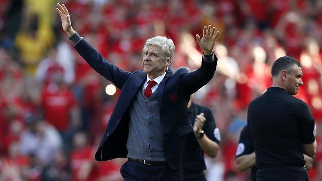 Wenger, très ému : «Je vais vider mon bureau, et après, je ne sais pas…»