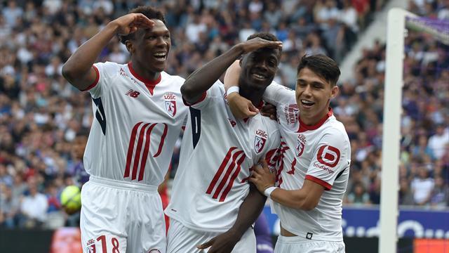 Le jackpot in extremis pour Lille et Monaco, Metz officiellement en Ligue 2