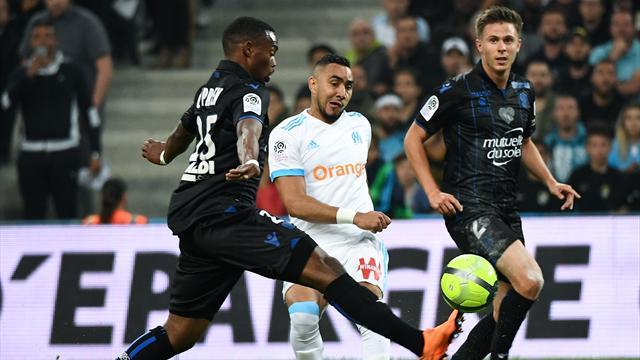 Ligue 1 (Rival del Atlético en la final de la Europa League), O. Marsella-Niza: Remontada (2-1)