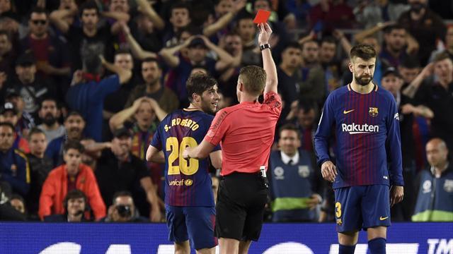 Barcelona vs Real Madrid: mirá los goles del primer tiempo