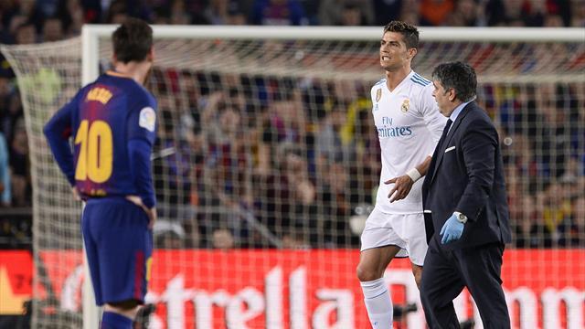 Zidane rassurant après la sortie sur blessure de Cristiano Ronaldo