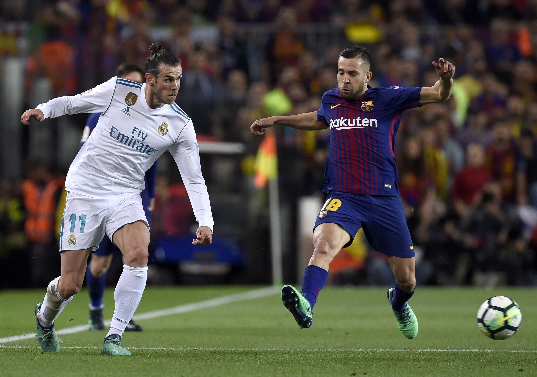 Гарет Бэйл («Реал» Мадрид), Жорди Альба («Барселона»)