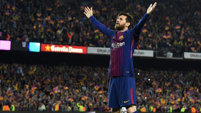 Messi, un nouveau titre de Pichichi et un cinquième Soulier d'Or européen en vue