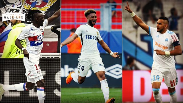 Traoré, Sylla, Payet : Votez pour le meilleur joueur de la 36e journée de L1