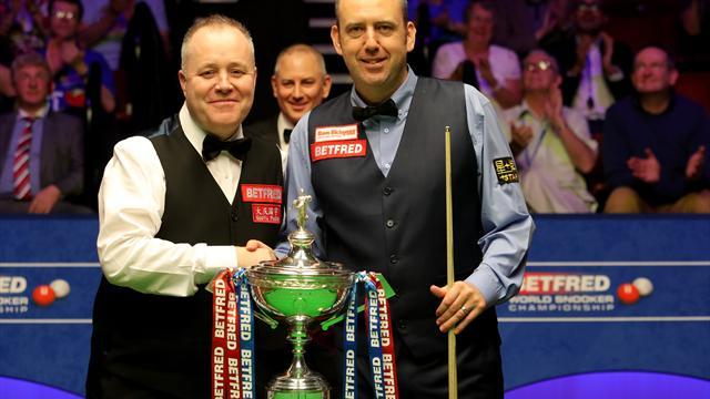 Krijgen we een naakte winnaar op het WK Snooker?