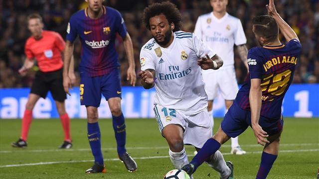 Защитник «Барселоны» получил четырехматчевую дисквалификацию&nbsp