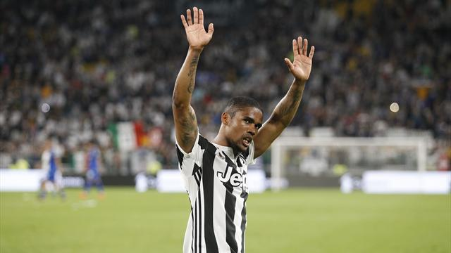 Juventus secure permanent Douglas Costa deal