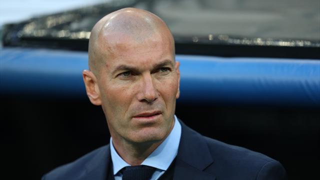Zidane : ''Ronaldo doit rester au Real Madrid''