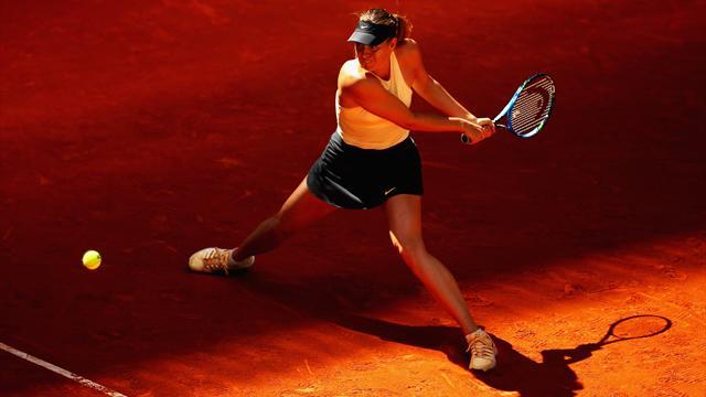 Pas de finale pour Caroline Garcia — Madrid