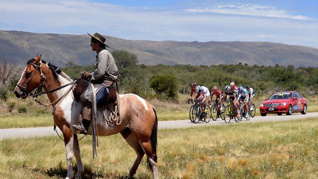 Nova biciklistička sezona na Eurosportu - Vuelta San Huana