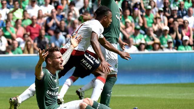 Deschamps : ''Debuchy a coincé sur les derniers matches''