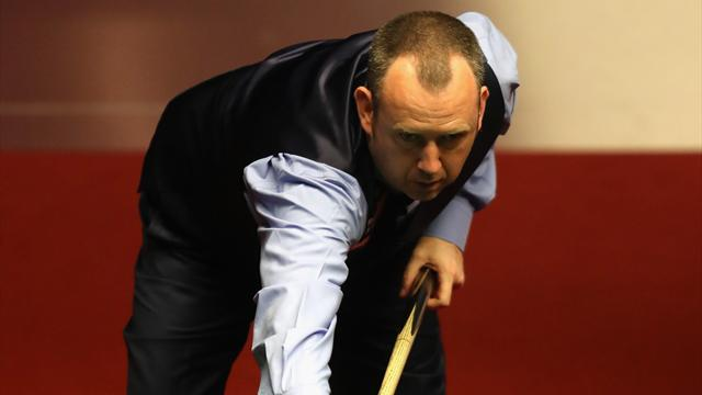 Williams proves to be Crucible's leading man