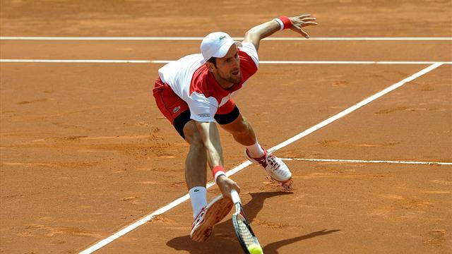 Djokovic retrouve de l'allant