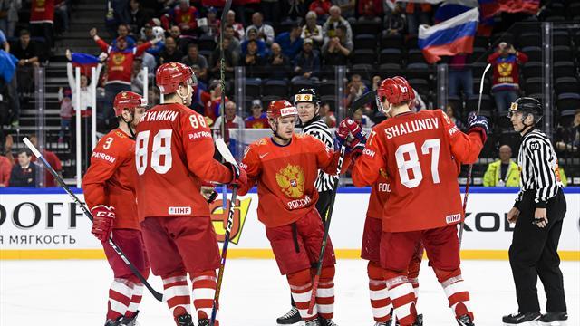 Russland feiert nächsten deutlichen Sieg