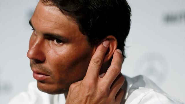 «Je ne pense pas être supérieur aux autres sur terre», Nadal tout en humilité avant Madrid
