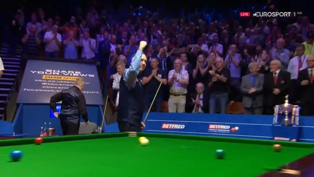 Williams wins epic final against Higgins