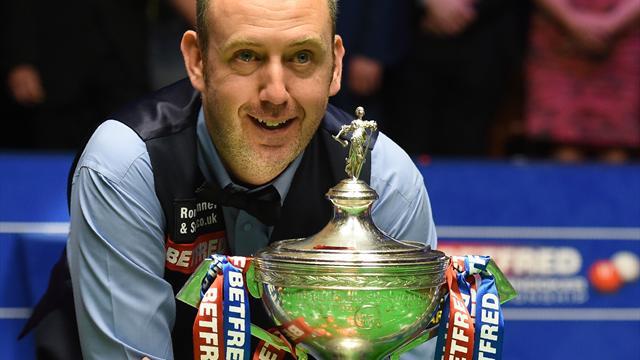 Уильямс вернул титул чемпиона мира спустя 15 лет и взял самые большие призовые в истории снукера