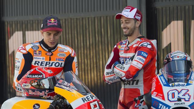 """Dovizioso """"Sognavo di vincere a Misano"""", Marquez """"E' dura tenere il passo della Ducati"""""""