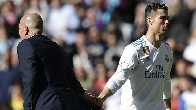 Zidane sûr à «150 %» de la présence de Ronaldo en finale de C1