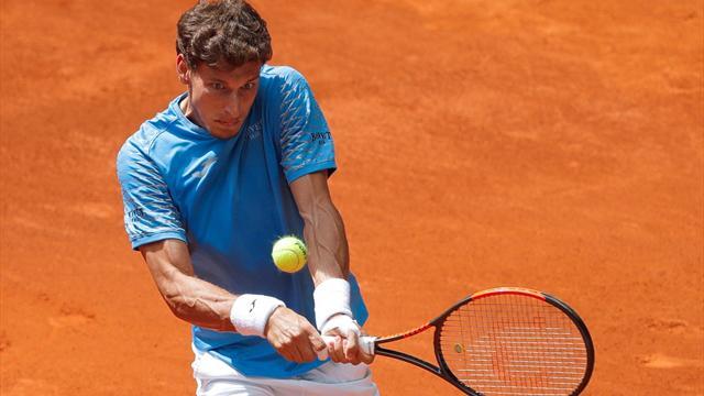 Masters 1.000 Roma, Pablo Carreño-Marin Cilic: Imposible ante un gigante (3-6 y 3-6)