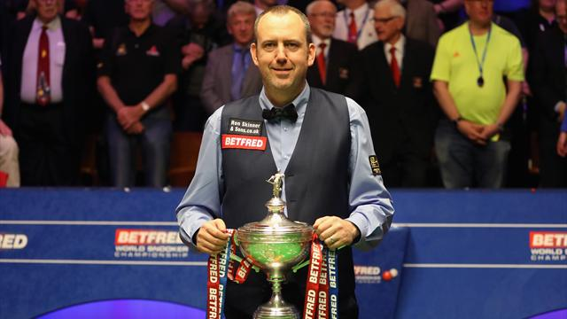 World Snooker: Shot Of The Championship