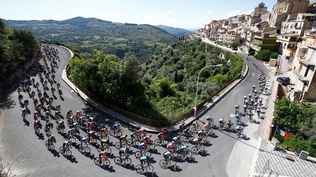 Eurosports guide till Giro d'Italia 2019