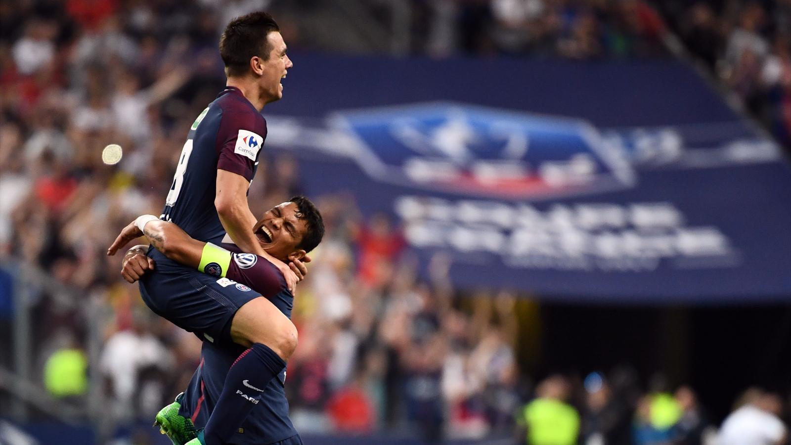 Video coupe de france l 39 ouverture de lo celso psg - Resultat foot feminin coupe de france ...