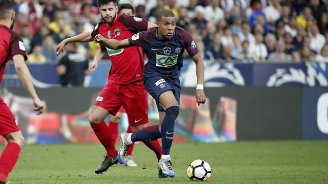 El PSG es campeón de la Copa de Francia