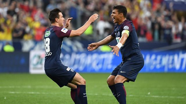 Coppa di Francia, trofeo al PSG: 2-0 alla favola Les Herbiers