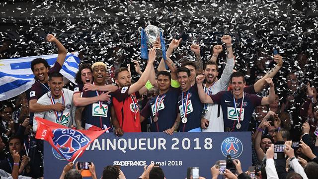 Al PSG la Coppa di Francia, ma gli applausi sono tutti per il fiero Les Herbiers: 2-0