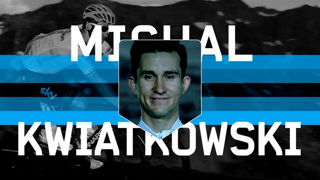 Conoce a fondo a... Michal Kwiatkowski: El ciclista que desafía a las condiciones más duras